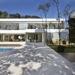 Drucker cria casa moderna