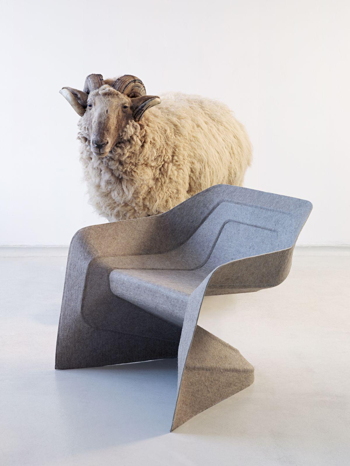 Hemp Chair de Werner Aisslinger
