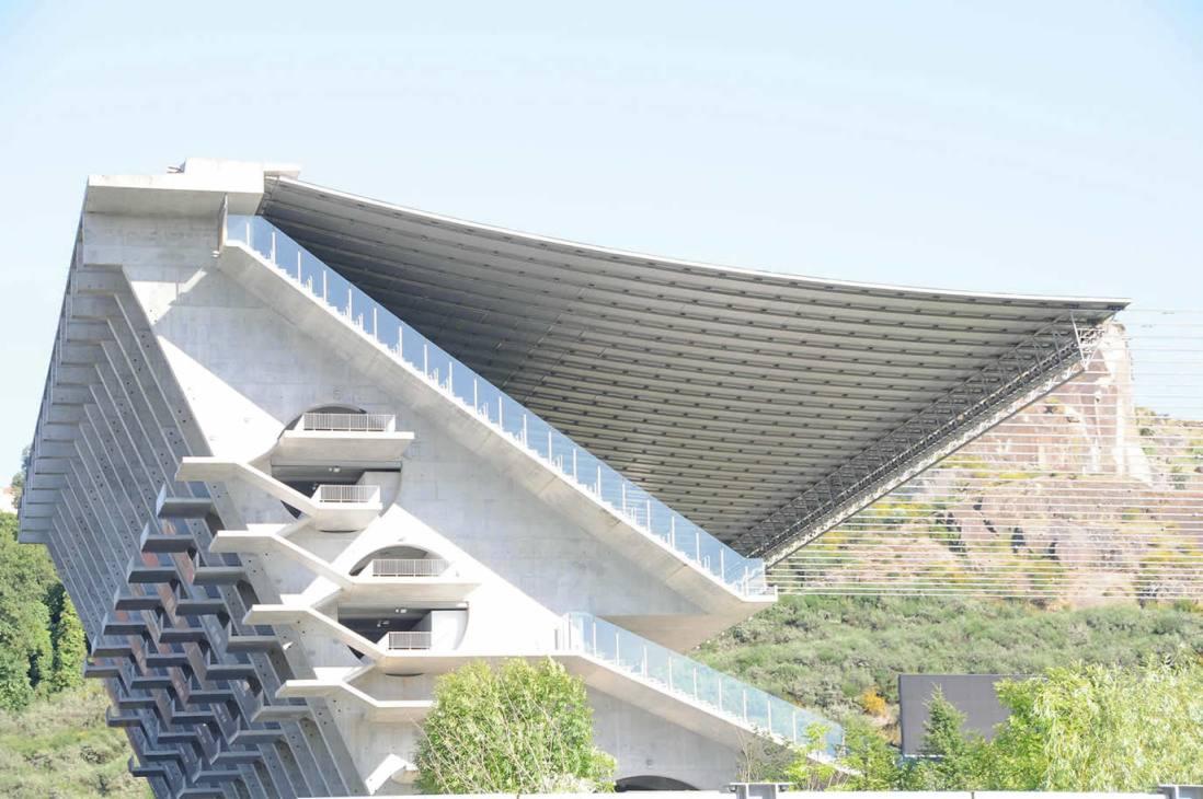 Estadio Municipal de Braga, AXA
