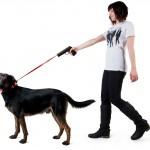 Povodokus, uma pistola para passear o seu cão