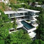 Villa Amanzi, residência luxuosa de férias