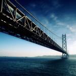 Ponte Akashi-Kaikyo, uma obra da engenharia