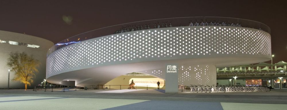 The Danish Pavilion, EXPO 2010