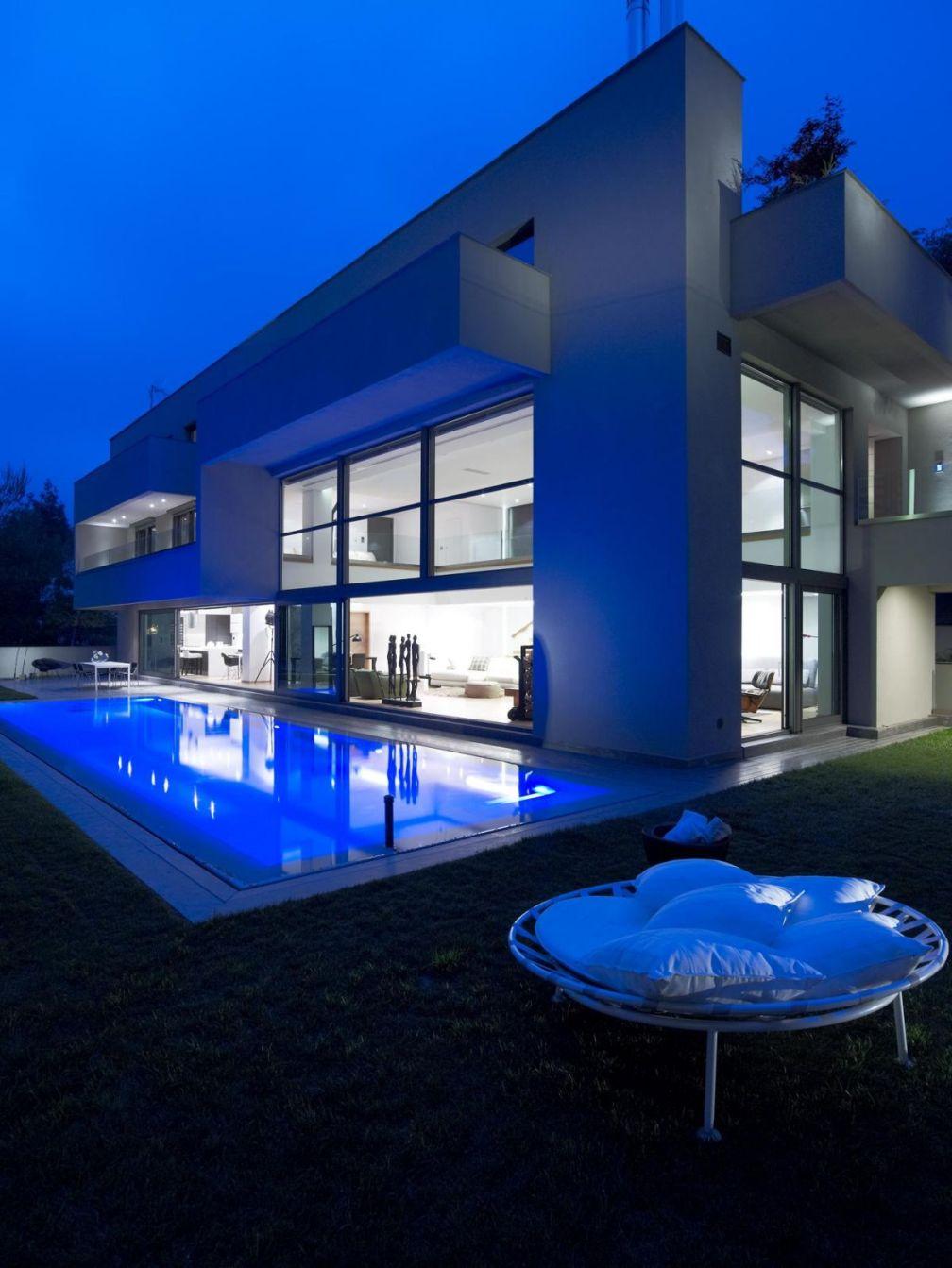 Casa Dionysos por Nikos Koukourakis