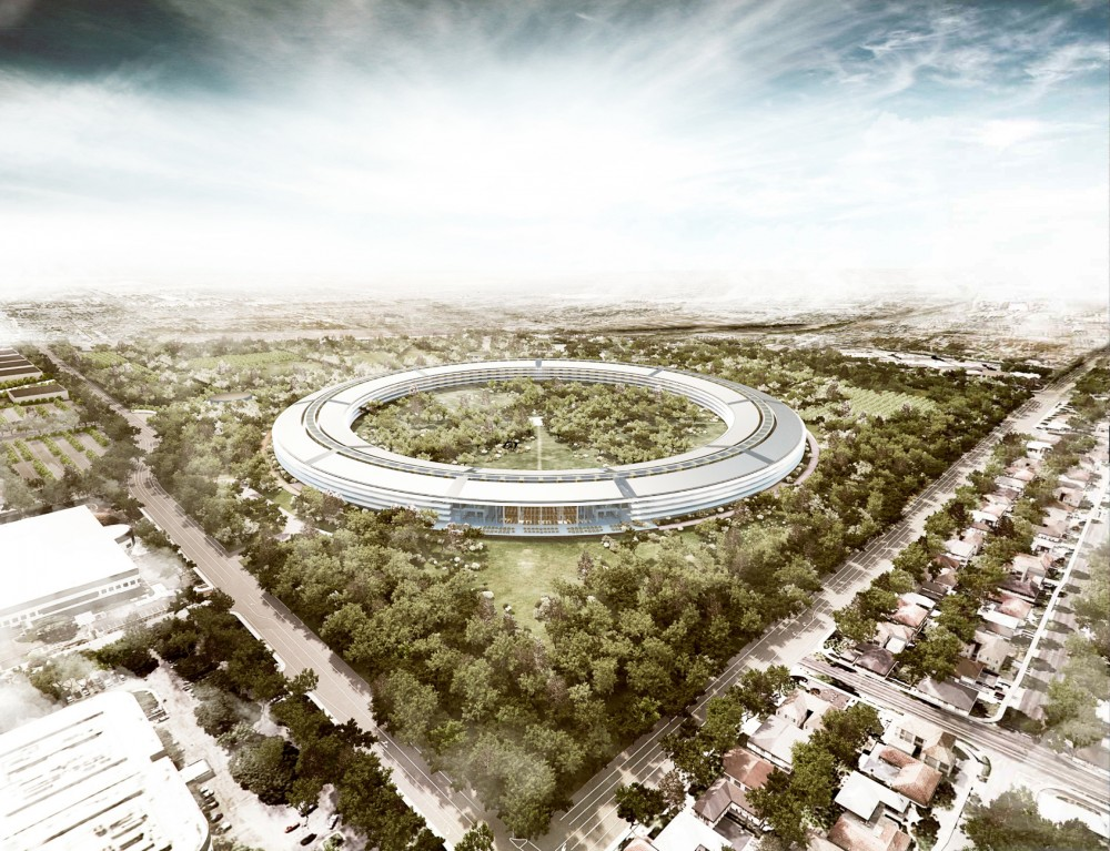 Novo campus Apple