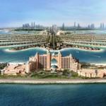 Dubai – ilha Palm Jumeirah