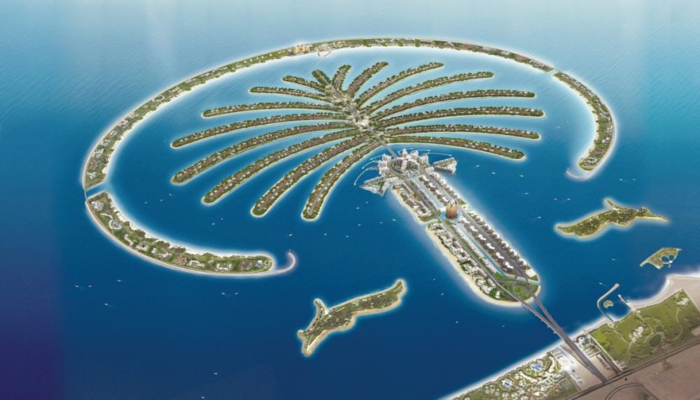 Dubai Palm Jumeirah