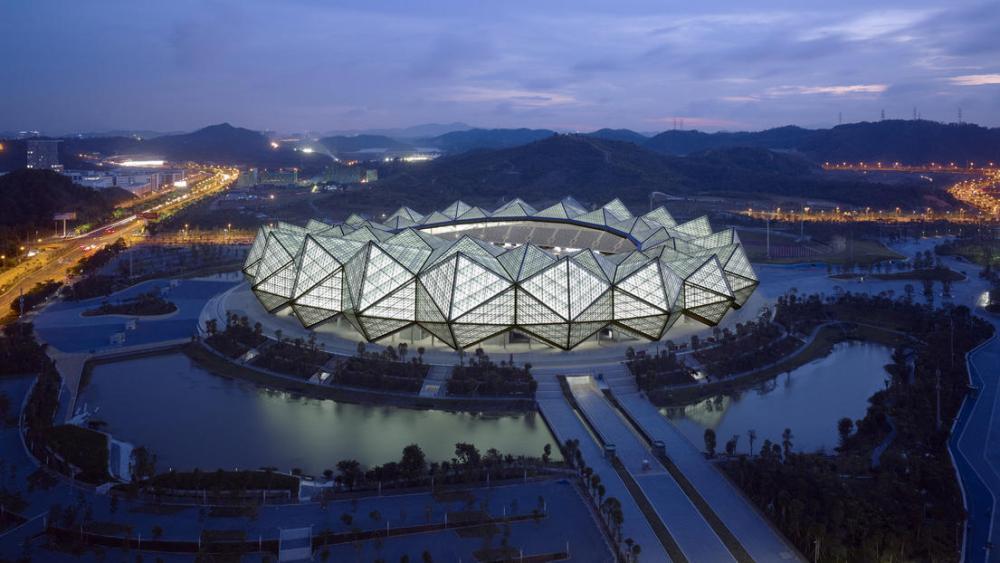 Universidade de Desporto - China